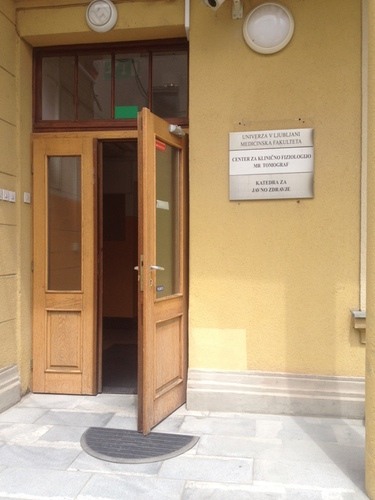 Vhod v stavbo