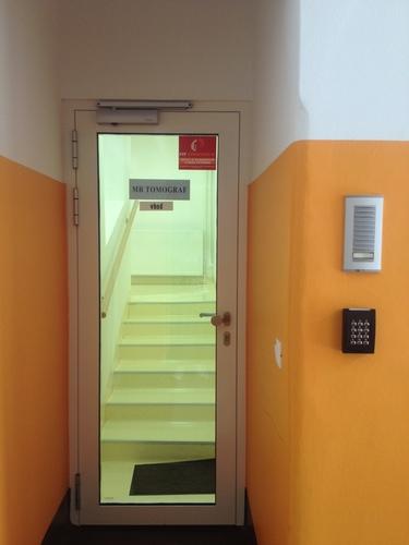 Vhod v MR